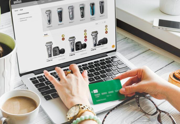 Braunobchod.cz - brand e-shop