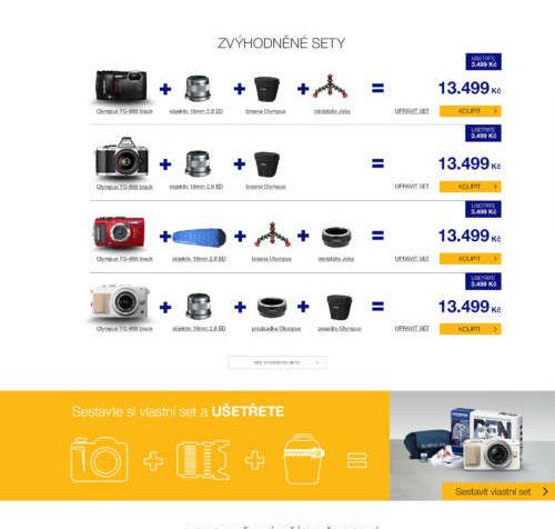 Olympusobchod.cz - Detail produktu