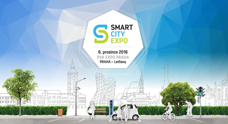 Smart City Expo - vizuál