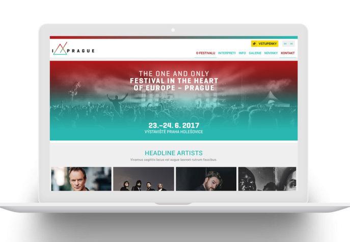 Metronom Festival Prague - online prezentace