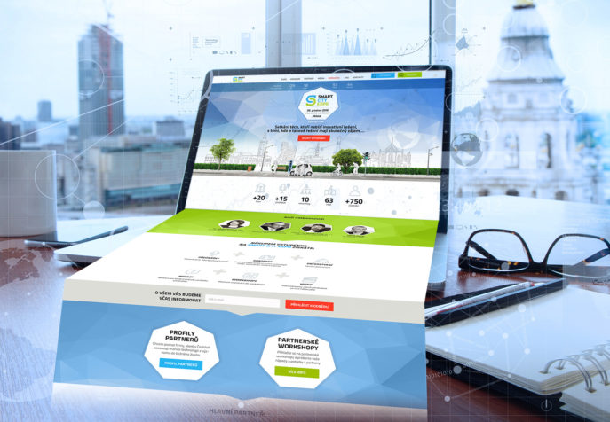 Smart City Expo - online prezentace