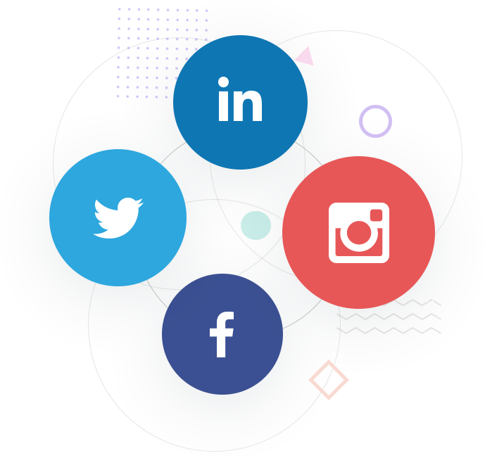 Schéma - Správa sociálních sítí