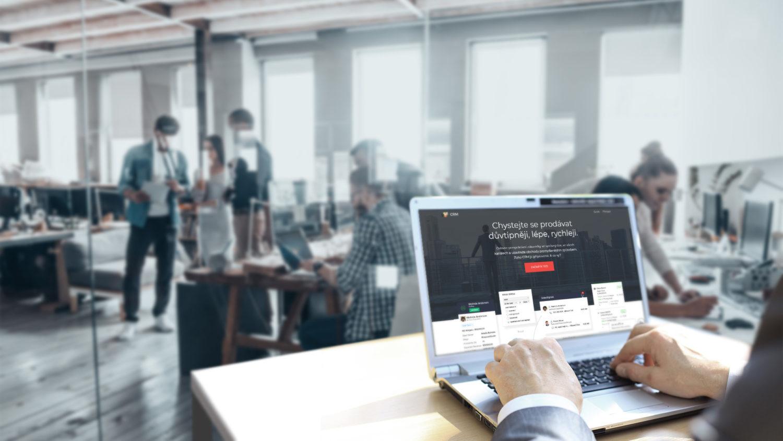Systém ZOHO - online prezentace
